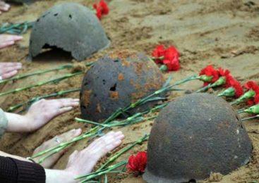Найдены 45 воинов-казахстанцев ВОВ