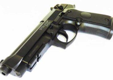 Пистолет в споре  – это аргумент