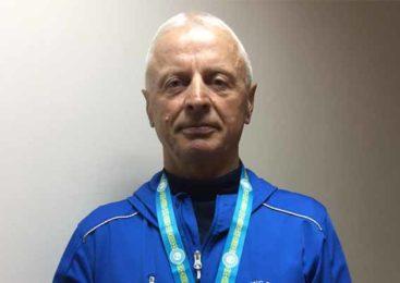 Бронзовый призер в 68 лет!