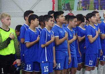 Турнир памяти ветеранов футбола