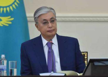 Визит Президента в Кокшетау