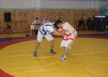 Спортивные страсти