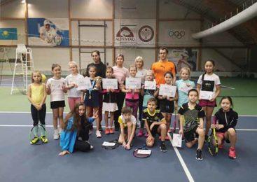 Городской турнир по большому теннису