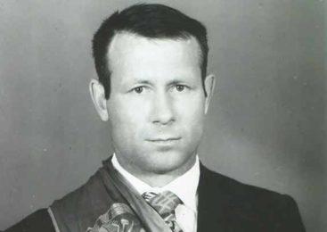 Основоположнику тяжелой атлетики Акмолинской области 85 лет