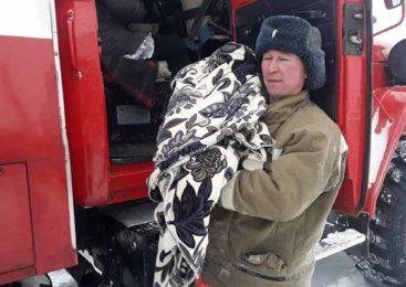 Спасатели приходят на помощь