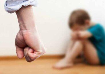 Строгое  воспитание или бытовое насилие?