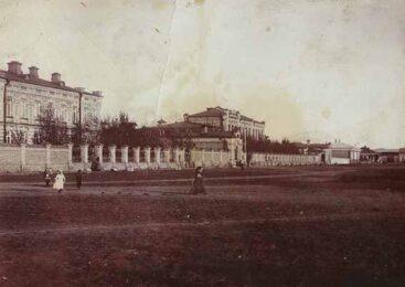 Акмолинской губернии — 100 лет